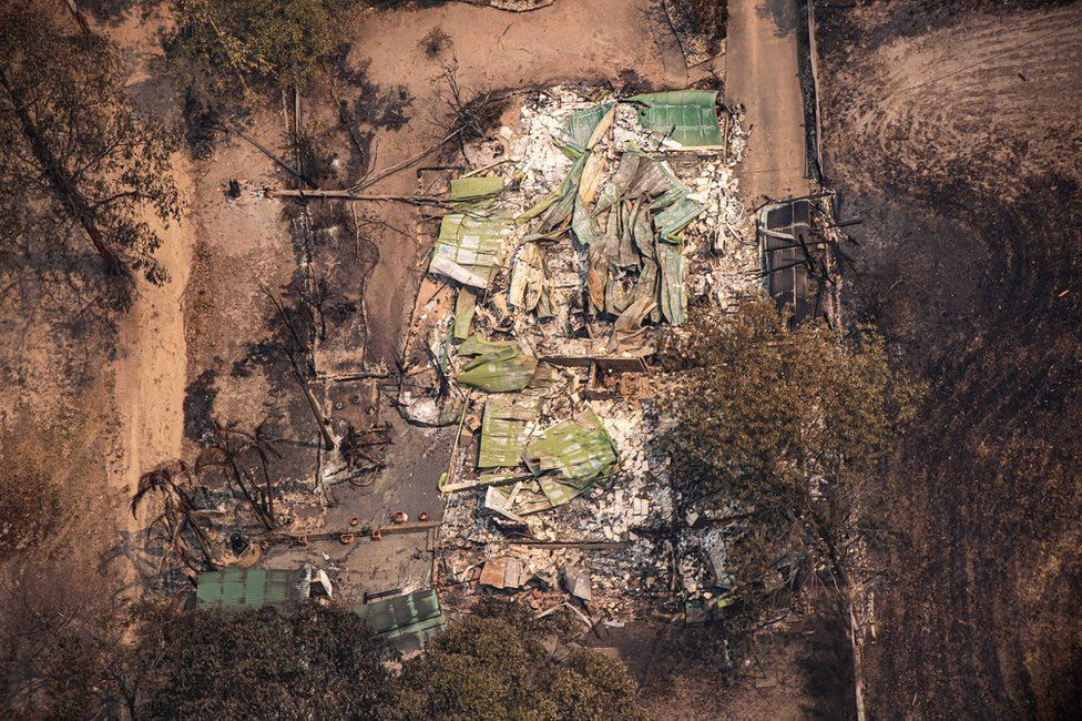 Australian Bushfire: Is climate change the new arsonists?