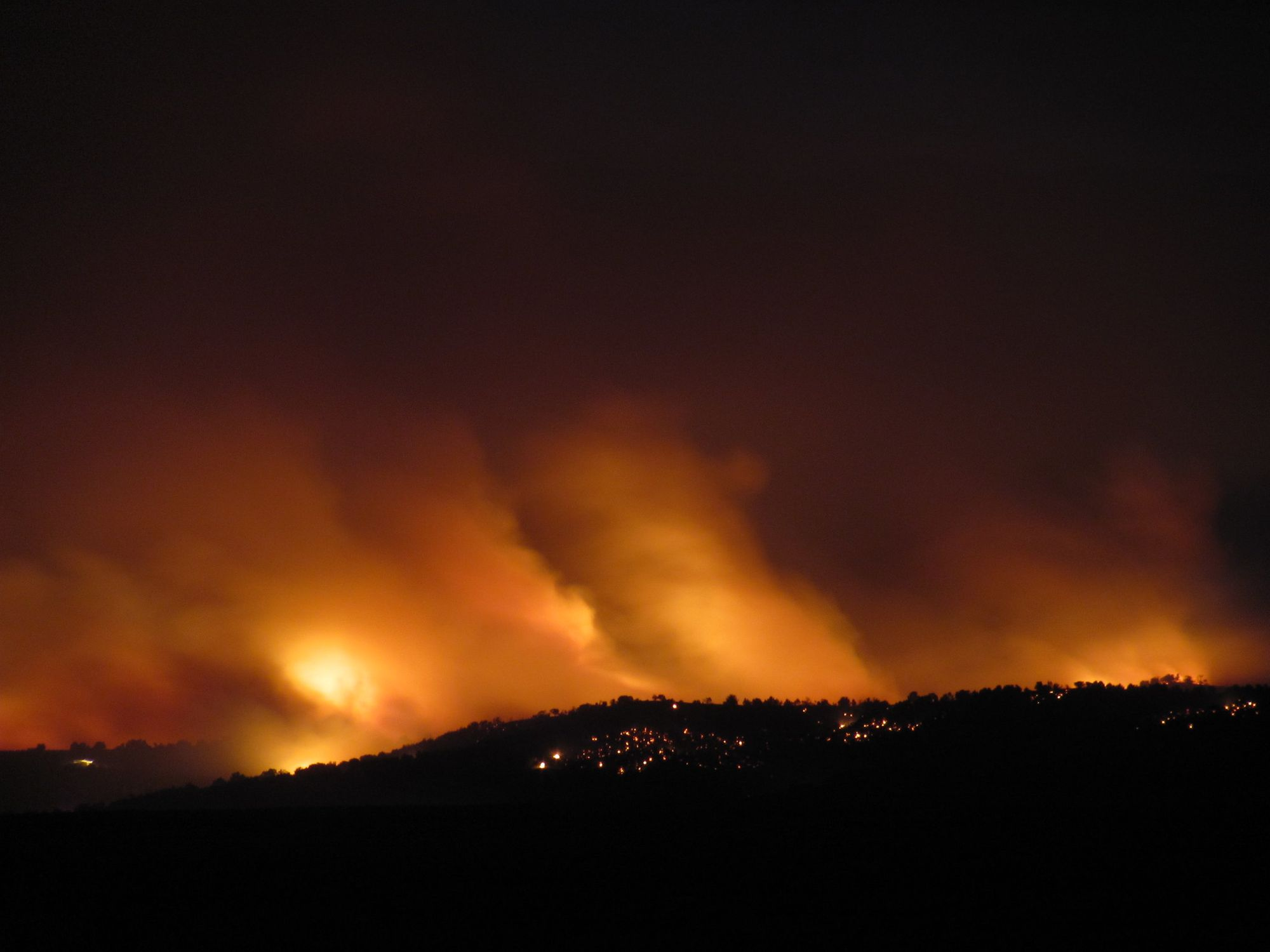How Climate Change Aggravates Nevada Wildfires