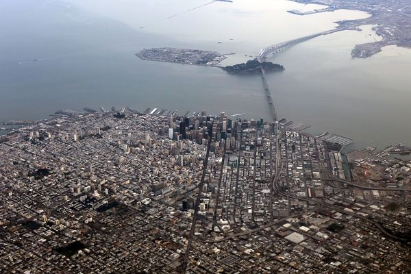 Unnerving Realities as San Francisco Bay Area Confronts the Swelling Seas