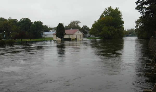 Flooding Wreaks Havoc on Delaware's Transport Infrastructure