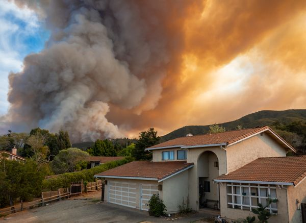 Critical Wildfire Danger in California Wednesday to Friday